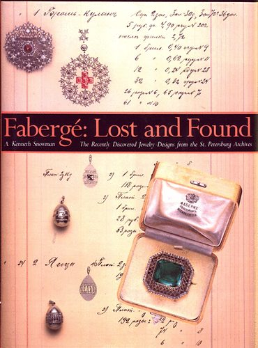 Könyv: Fabergé: Lost and Found (A. Kenneth Snowman)