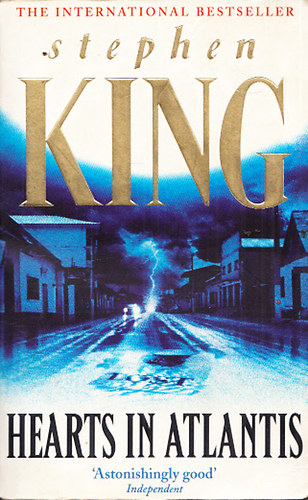 Könyv: Hearts In Atlantis (Stephen King)