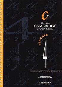 Könyv: The New Cambridge English Course - Teachers Book 4 (Upper-Intermed.) (Catherine Walters, Michael Swan)