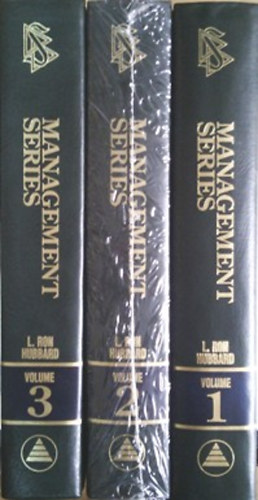 Könyv: The Management Series I-III. (L. Ron Hubbard)