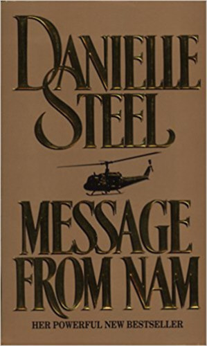 Könyv: Message from Nam (Danielle Steel)