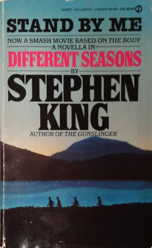 Könyv: Different Seasons (Stephen King)