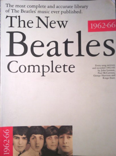 Könyv: The New Beatles Complete Volume 1. (1962-66) ()