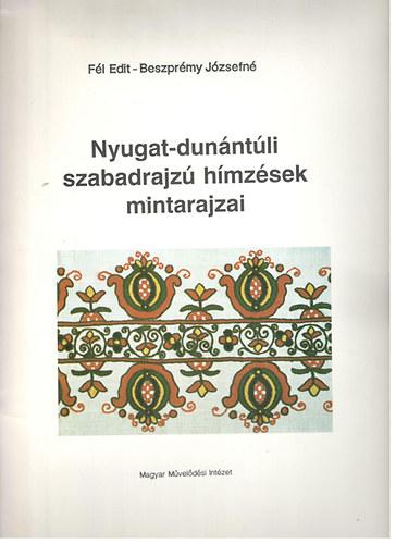 1d50dcaec Könyv: Beszprémy Józsefné; Fél Edit: Nyugat-dunántúli... - Hernádi ...