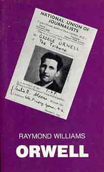 Könyv: Orwell (Raymond Williams)