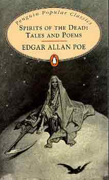 Könyv: Spirits of the dead: Tales and Poems (Edgar Allan Poe)