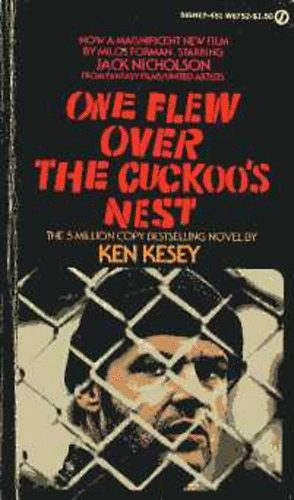 Könyv: One Flew over the Cuckoos Nest (Ken Kesey)