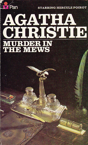 Könyv: Murder in the Mews (Agatha Christie)