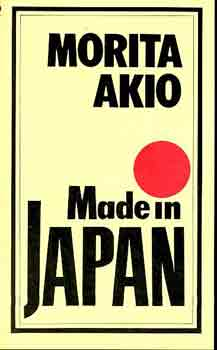 Könyv: Made in Japan (Morita Akio)