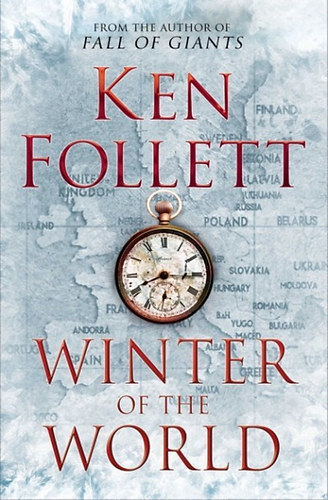 Könyv: Winter of the World (Ken Follett)