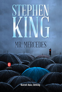 Könyv: Mr. Mercedes (Stephen King)