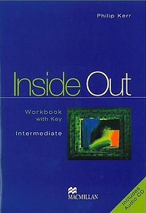 Könyv: Inside Out Intermediate - Workbook with Key + CD (Philip Kerr)