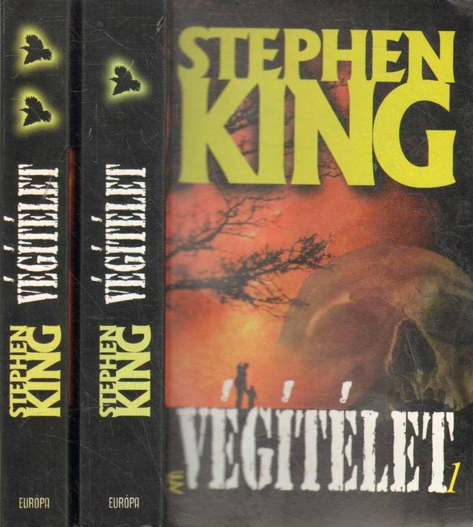 Stephen King művei: 68 könyv - Hernádi Antikvárium - Online