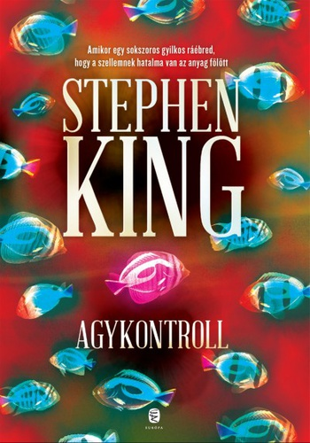 Könyv: Agykontroll (Bill Hodges 3.) (Stephen King)