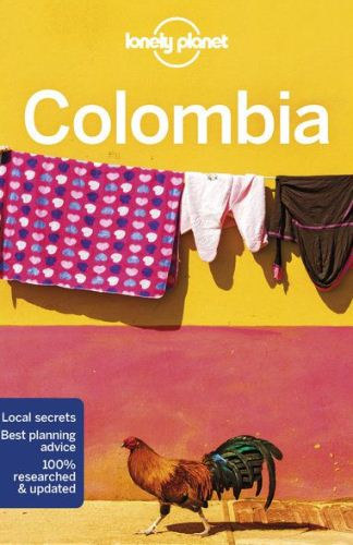 Könyv: Colombia (lonely planet) ()
