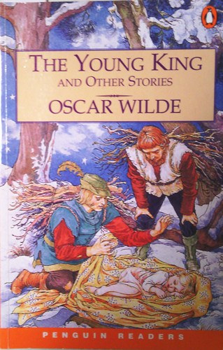 Könyv: The young king and other stiroes (penguin readers level 3) (Oscar Wilde)