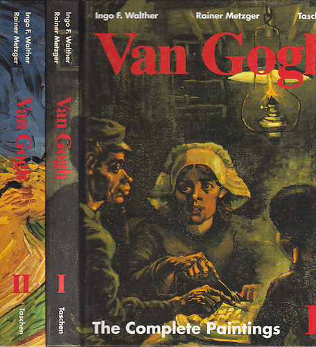 Könyv: Vincent van Gogh: The complete paintings I-II. (Walther, I.F.-Metzger, R.)
